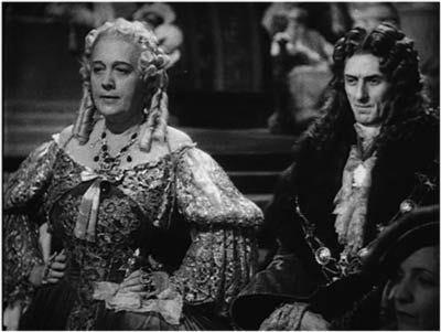 Louise Dresser steals the show as Empress Elizabeth.