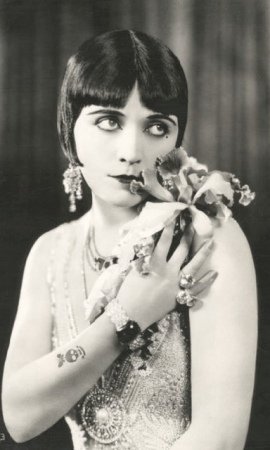 "Pola Negri in ""A Woman of the World"""