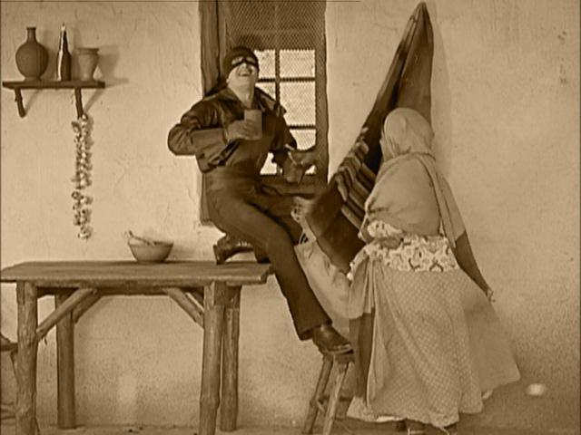 Oh we love those Fairbanks stunts!