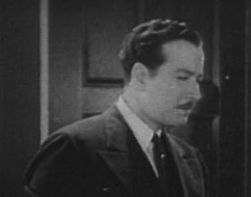 Dr. Paynter (Philo McCullough): He would certainly know about poisons and didn't he seem just a little reluctant to elope?