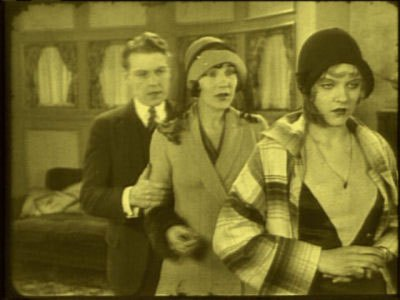 """The flapper has to come to the """"decent"""" woman's aid."""