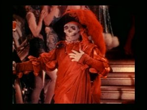 "Color sequence from ""The Phantom of the Opera"""