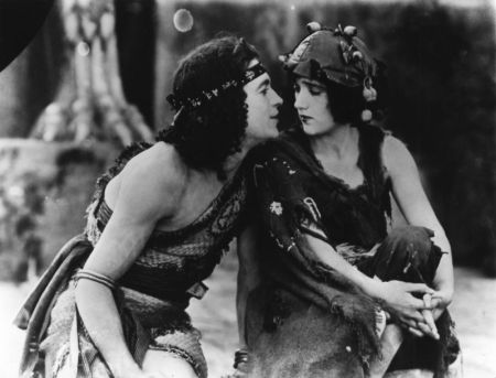 "Constance Talmadge in ""Intolerance"""