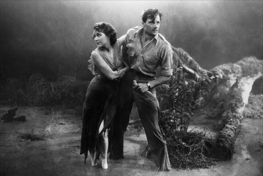 Eve and Rainsford make a run for it (via Wikipedia)