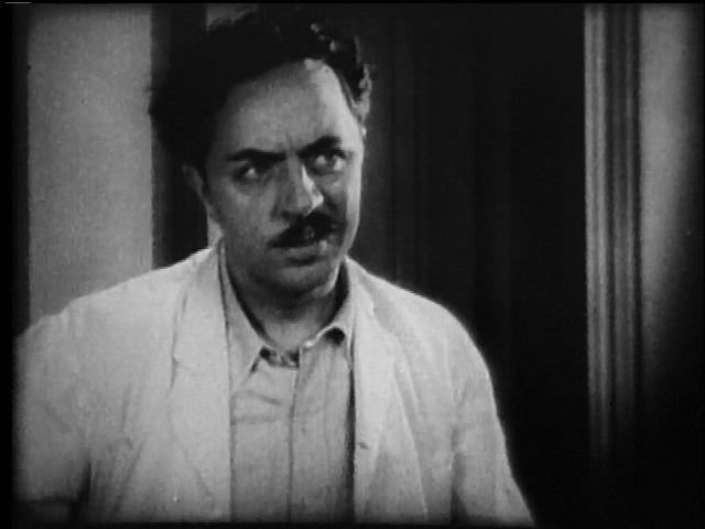 "Powell in ""Feel My Pulse"""
