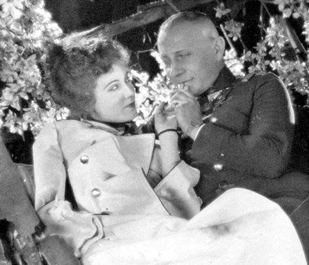 Fay and Erich (via Cinema Journal)