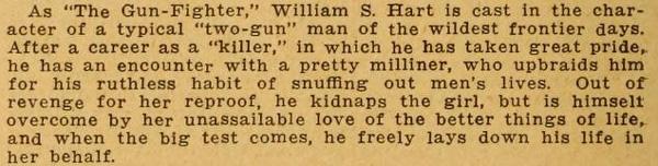 Vintage capsule review. They didn't believe in spoiler warnings.