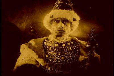 One more shot of Conrad Veid's Ivan the Terrible. I couldn't help myself!