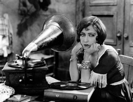 "Gloria Swanson in ""Sadie Thompson"""