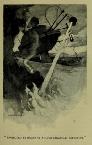 Visual inspiration: War of the Worlds