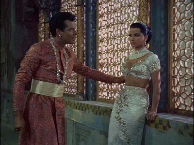 Must all the Indian noblemen in German cinema have a deranged jealous streak?