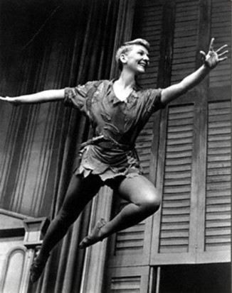 Mary Martin's iconic performance.