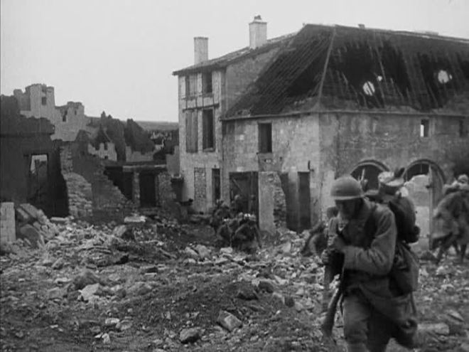 The haunting images of Verdun.