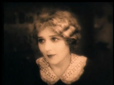 Mary Pickford, luminous in her final silent film.