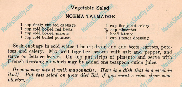 Norma-Talmadge-Vegetable-Salad