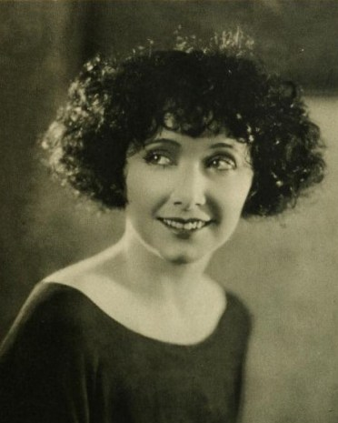Busch at the height of her fame.