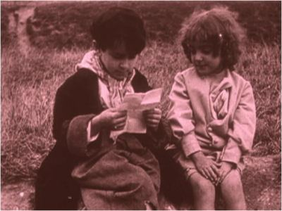 Jean and the Licorice Kid. Can you guess who the girl is?