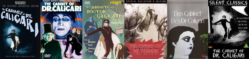 "Which version of ""Caligari"" is the best?"