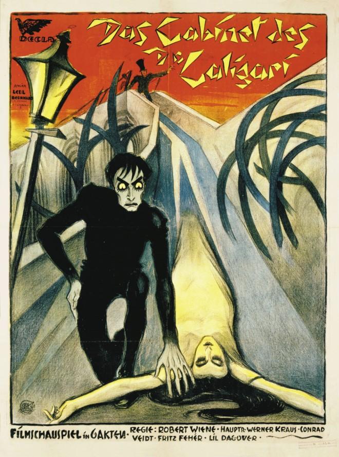 Caligari Cover