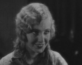 Ann Talbot (Dorothy Gould): She has been listening in doorways and peering through keyholes. How much does she know about her mother's past deeds?
