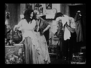 Gauntier was still popular in the film industry. Olcott... not so much.