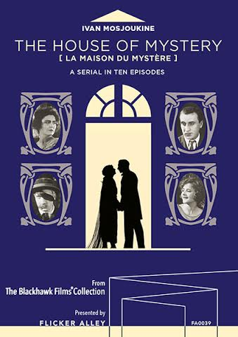 The House of Mystery Cover FINAL