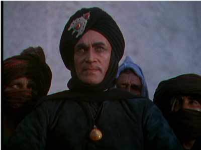Conrad Veidt rocks a turban one last time.