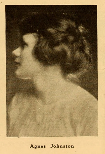 The author in 1919.
