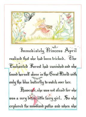 princess april morning 2