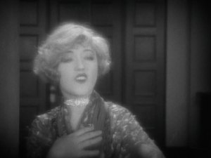 Mae Murray's bee-stung lips...