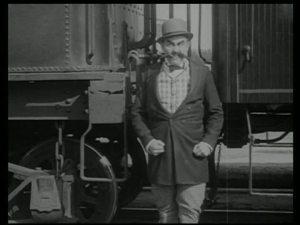 I've got it! A train!
