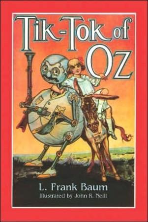 More visual inspiration: Tik Tok of Oz