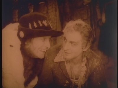 Conrad Veidt and John Barrymore. The two best reasons to see this movie.