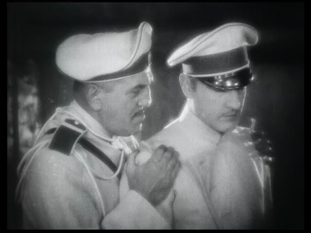 The best bromance in silent film.