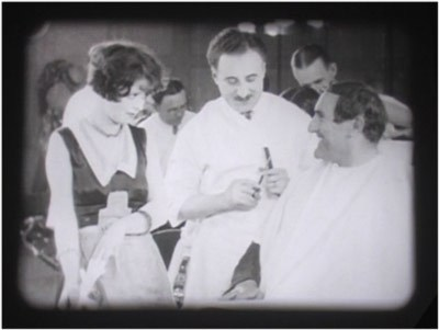 Clara Bow is the prettiest manicurist in Minneapolis.