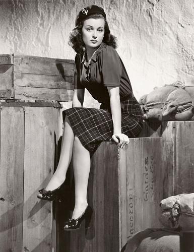 man hunt 1941 joan bennett – Movies Silently
