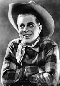 The ever-affable Hoot Gibson.