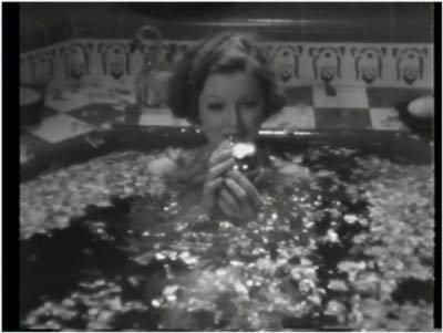 Myrna Loy's scandalous bath