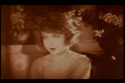 Lillian Gish takes on a saintly appearance as the much put-upon Anna.