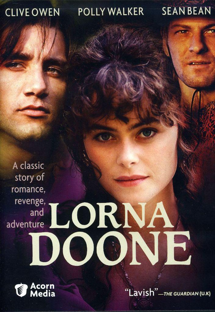 lorna doone dvd 1990