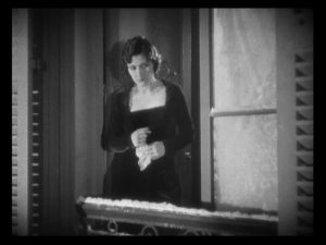 Why do women in classic movies always carry around hankies? Are their noses always runny?