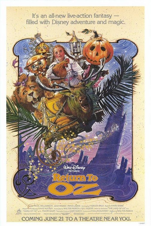 The scariest thing in this poster? The pumpkin head, without a doubt. (via impawards.com)