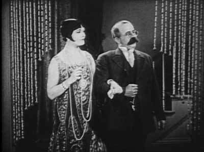 Pola Negri and Chester Conklin: The World's Most Unlikely Cousins