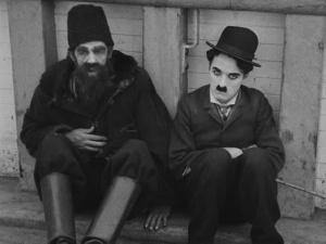 Chaplin's new home.