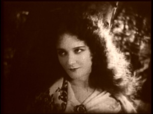 Mary Philbin was the star of the show.