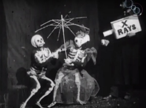 Those naughty x-rays!