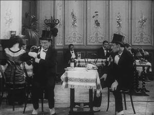 The great silverware heist of 1912.