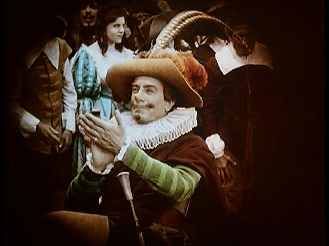 The multi-talented Cyrano