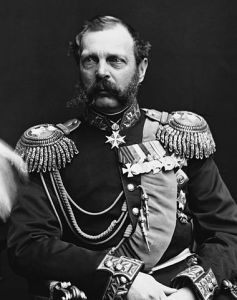 The real Alexander II...