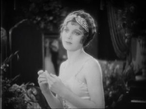 Loretta Young: Secret Whiptail Lizard?